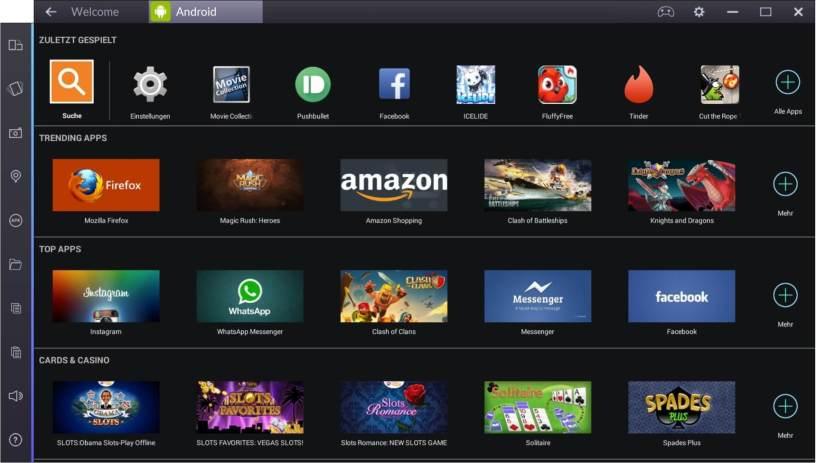 Bluestacks pro | BlueStacks App Player Pro v4 5 83 6332 Offline